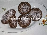 FINANCIERS DE CHOCOLATE