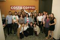 WORKSHOP EN COSTA COFFEE GRAN VÌA DE BARCELONA