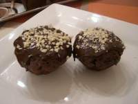 Muffins chocolateados