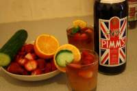 Cocktail Pimm