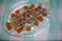 BROCHETA DE CHOPITOS