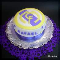 Tartas Del Real Madrid