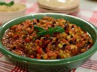 Receta de Ratatouille super facil