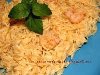 ARROZ CON GAMBAS AL CURRY