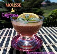Mousse de California