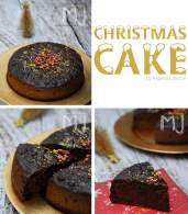 CHRISTMAS CAKE by NIGELLA LAWSON