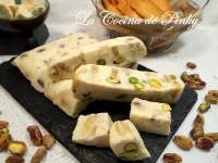 TURRON DE CAMEMBERT CON FRUTOS SECOS