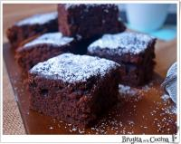 Brownie de pera
