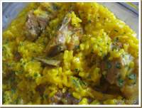 Arroz meloso con Costillas (FC)