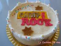 Tarta de Camp Rock