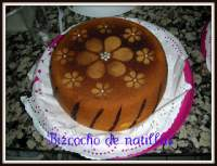 Bizcocho de natillas Fussion Cook