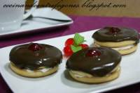 Galletas de Chocolate (Sencillas)