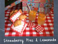 Strawberry Pie & Lemonade  Vámonos de Picnic!