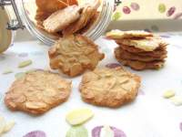 galletitas de almendra chinas, super crujientes!!