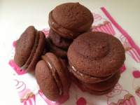 WHOOPIES DE NUTELLA