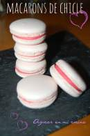 Macarons de chicle