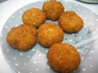 Nuggets caseros