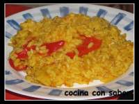 Arroz con bacalao (Chef 2000)