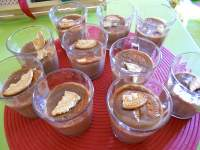 NATILLAS DE CHOCOLATE CON GALLETAS