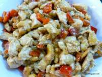POLLO CON ANACARDOS (CHICKEN WITH CASHEW NUTS)