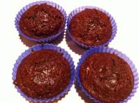 Muffins con doble chocolate y mascarpone