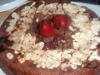 PUDIN DE CHOCOLATE AL AMARETTO