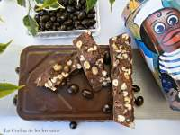 Turrón de Chocolate con Conguitos