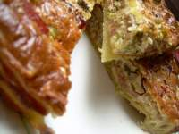 QUICHE DE CHAMPIÑÒN, BROCOLI Y BACON