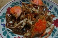 PEPPER CRAB (Cangrejo a la pimienta)