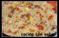 Arroz oriental (Thermomix)