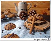 Cookies de canela y chocolate