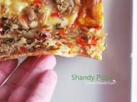 Masa de Pizza de Shandy