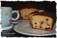 CAKE DE PEPITAS DE CHOCOLATE