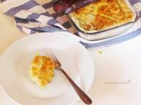 Chicken and Leek Pie (pastel de pollo y puerro)