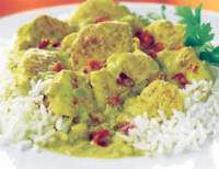 POLLO AL CURRY (Estilo El Callao)