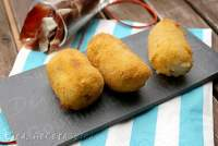 Croquetas de jamon (by Chicote)