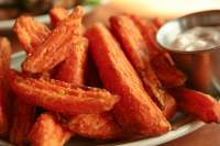 Boniato Frito (Sweet Potato Fries)