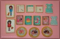 Curso de Galletas con Papel Impreso Comestible